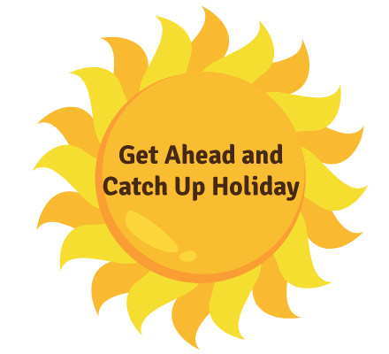 Get Ahead and Catch Up Holiday Courses