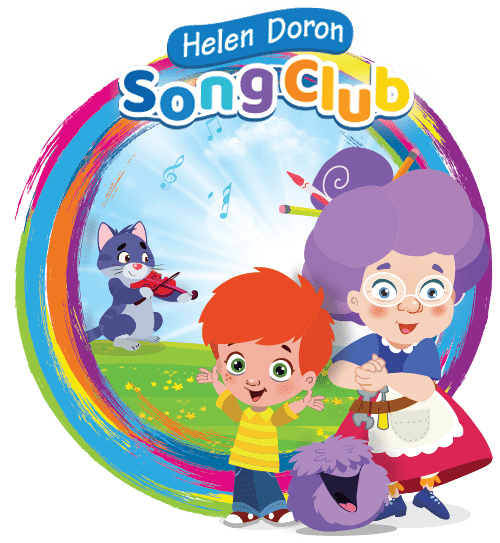 Співайте з Helen Doron Song Club